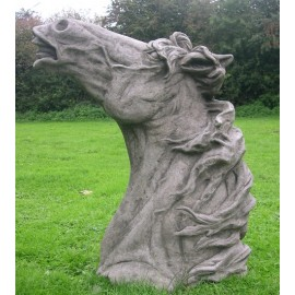 Epona horse head statue (FREE delivery)