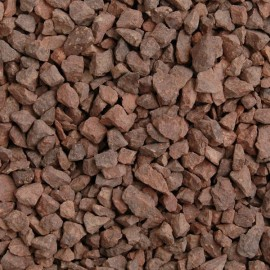 Rustic Red Decorative Chippings (Dry)