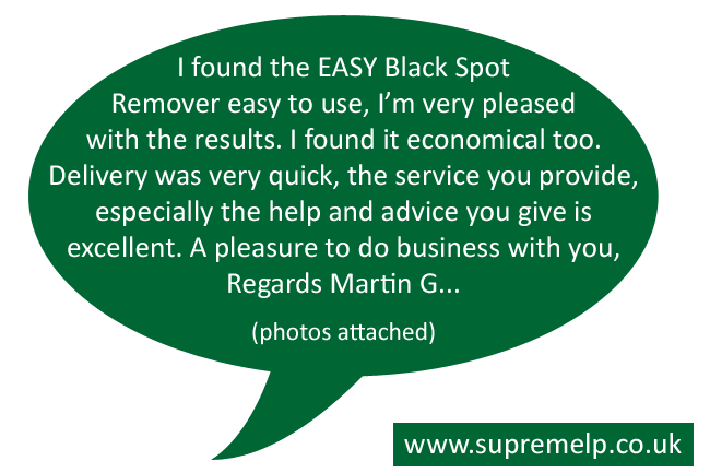 Testimonial for Supreme Landscaping Products