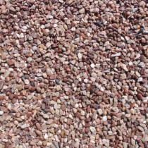 Deco Pak Cheshire Pink Decorative Stone - Bulk Bag - Wet