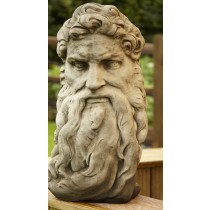 God's Head or Zeus Statue