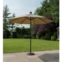 Solar Automatic Opening and Closing Parasol 3.3m