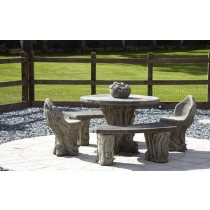 5 Piece Woodland Patio Set