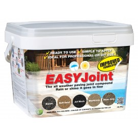 10 Tubs - EASYJoint Stone Grey