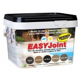 10 tubs - EASYJoint Jet Black