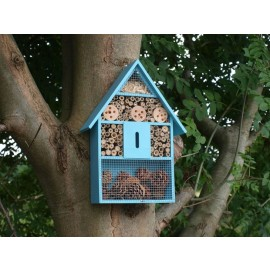 Insect Hotel Four Seasons – Blue