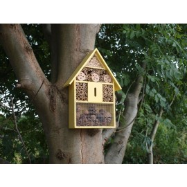 Insect Hotel Four Seasons – Yellow