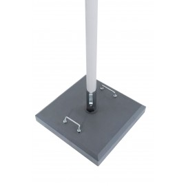 50kg Granite Concrete Parasol Base