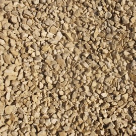 Deco-Pak Cotswold Brown Stone Chippings - Bulk Bag
