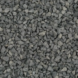 Black Basalt Decorative chippings (Dry)