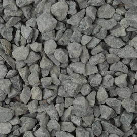 Black Basalt Chippings (dry)