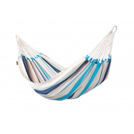 Caribeña Aqua Blue - Cotton Single Classic Hammock