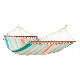 Colada Curaçao - Double Spreader Bar Hammock Outdoor