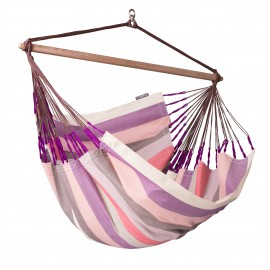 Domingo Plum  - Lounger Hammock Chair Outdoor