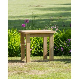 Lily Wooden Side Table