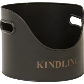 Iron Round Kindling Holder