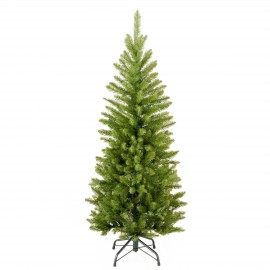 Kingswood Fir 5.5ft Artificial Pencil Christmas Tree