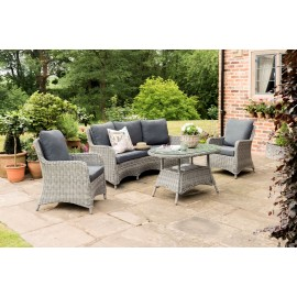 Lynford Curved Lounge Set