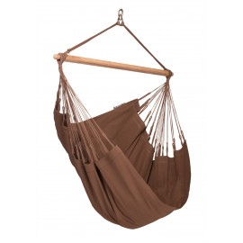 Modesta Arabica  - Organic Cotton Basic Hammock Chair