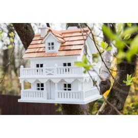 Novelty Cottage - White