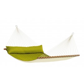 Alabama Avocado  - Quilted Kingsize Spreader Bar Hammock