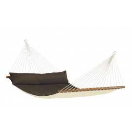 Alabama Arabica  - Quilted Kingsize Spreader Bar Hammock