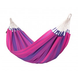 Orquídea Purple - Cotton single Classic Hammock