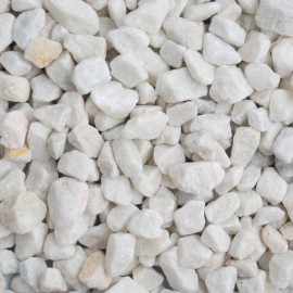 Polar White Chippings (dry)
