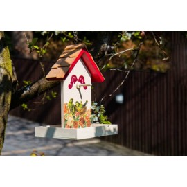 Printed Fruit Feeder – Raspberry