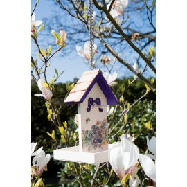 Printed Fruit Feeder – Butterly Plum