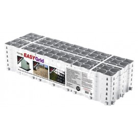 EASYGrid - White - 2M² Retail Pack