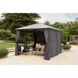 Runcton Rectangle Gazebo (3 x 3.6m)