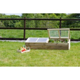 Sleeper Cold Frame