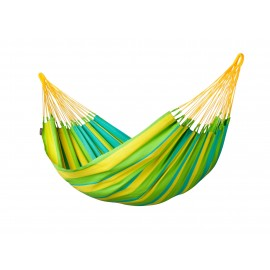 Sonrisa Lime  - Single Classic Hammock Outdoor