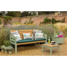 Florenity Verdi Three seat bench set