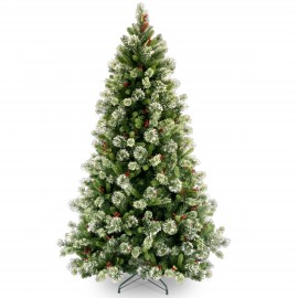 Woodbury Pine 7.5ft Artificial Christmas Tree