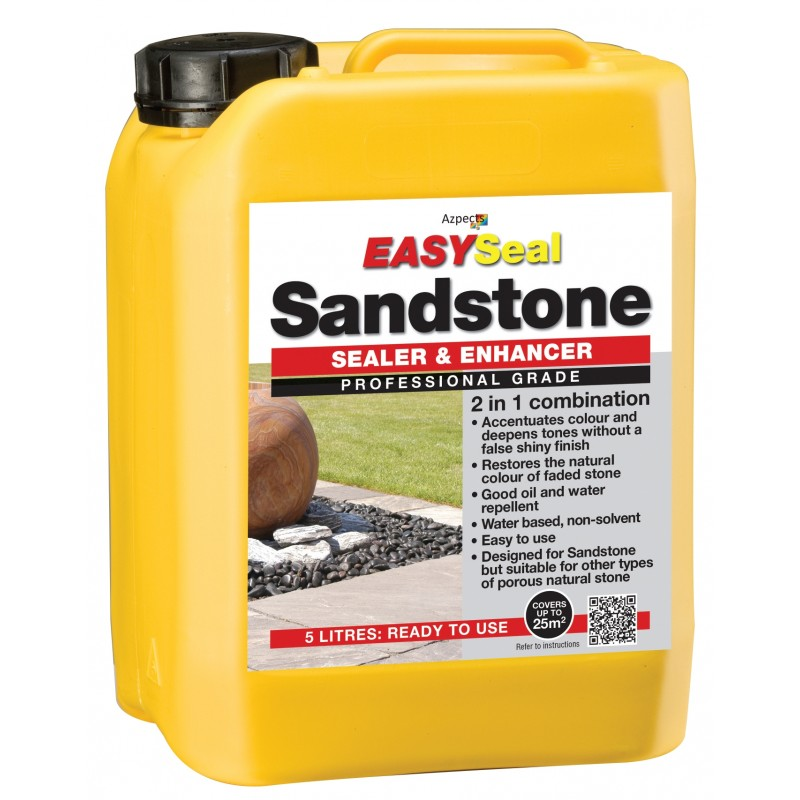 Azpects Easy Sandstone Sealer and Colour Enhancer ...