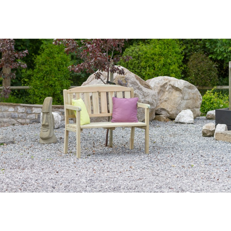 Caroline Bench two seater