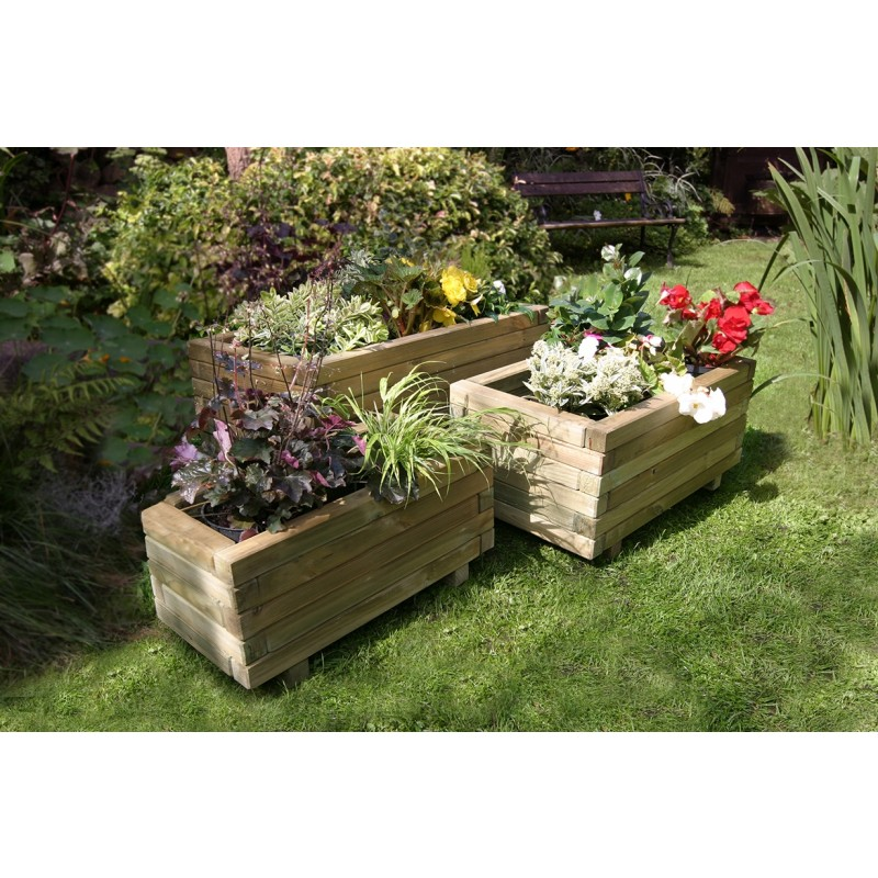 The Gresford Planter Set
