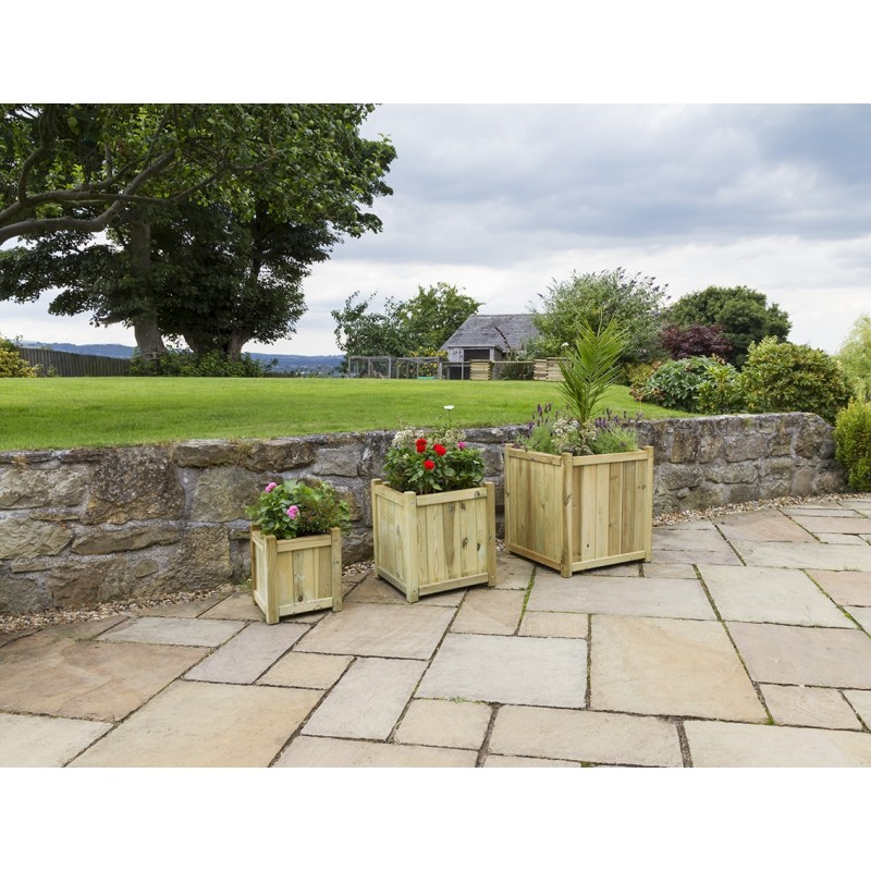 Holywell Planter Set