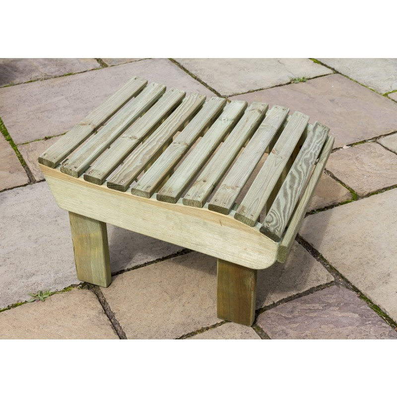 Lily Garden Seat Foot Stool