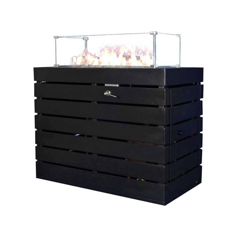 Muztag Q10 Outdoor Gas Fire Pit Table
