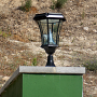 Solamon - Professional Solar Pedestal Light