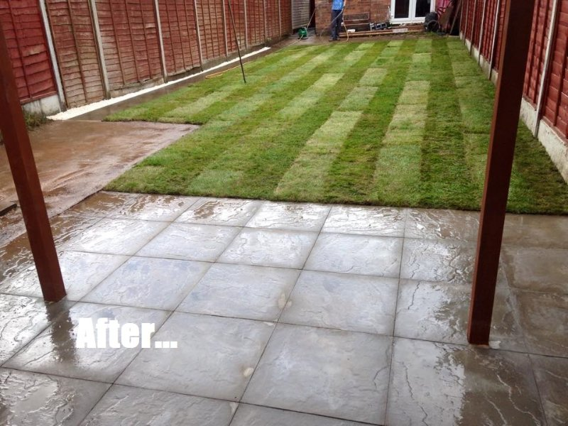 Supreme Landscaping Products Customer Recognition