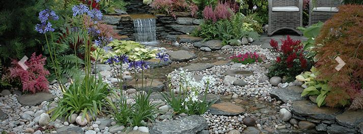Natural stone from Supreme Landscaping Products