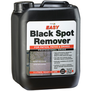 Black Spot Remover from Supreme Landscaping Products