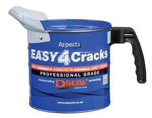 Easy4Cracks road repair kit from Supreme Landscaping Products