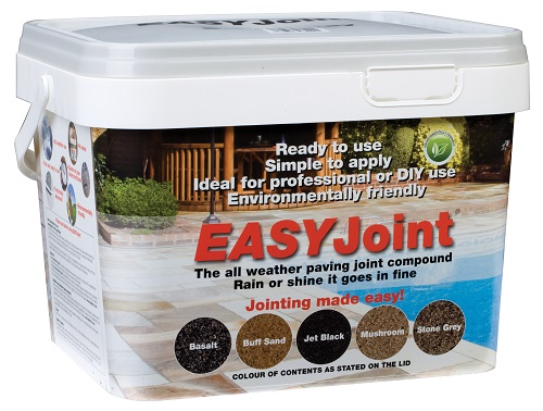 EASYJoint a quality finish