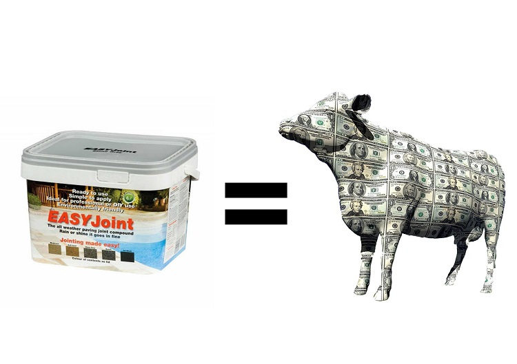 EASYJoint the cash cow