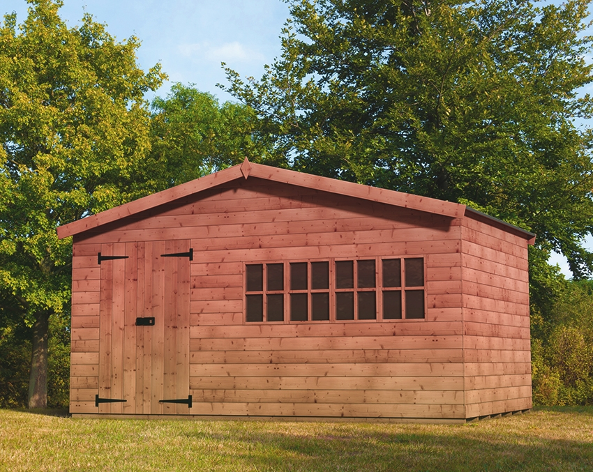 Supreme Landscaping Products Teenagers Outbuilding